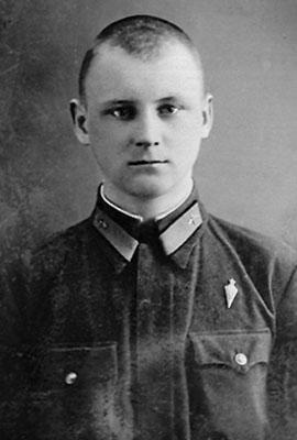 Михаил Одинцов. 1939 г.