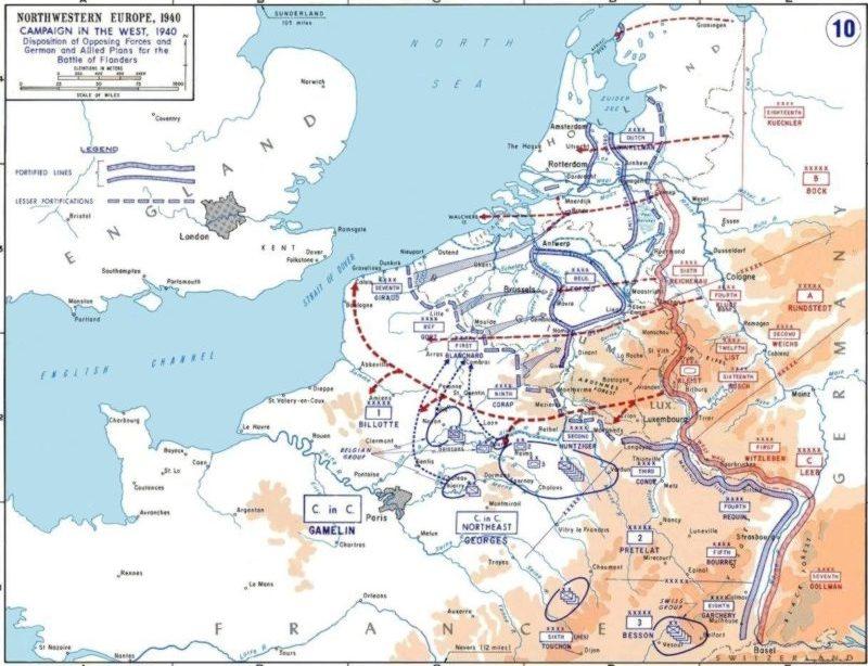 Немецкий план «Гельб».