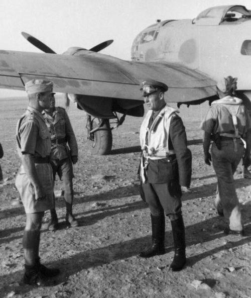 Роммель в Северной Африке. 1941 г.