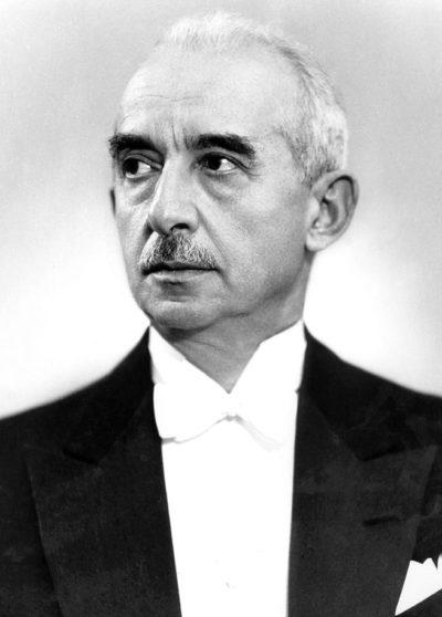 Президент Турции Исмет Инёню.