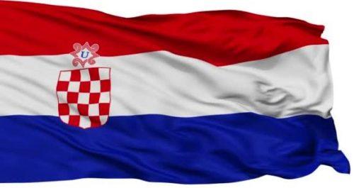 Флаг Независимого Государства Хорватия.