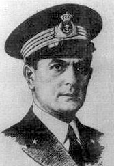 Капитан 1-го ранга Энрико Барони.