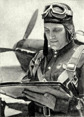 Полковник Савицкий. 1943 г.