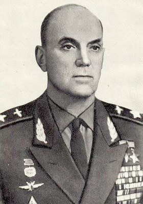 Маршал Савицкий. 1969 г.