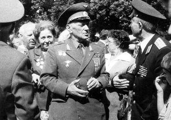 Маршал Савицкий. 1980 г.