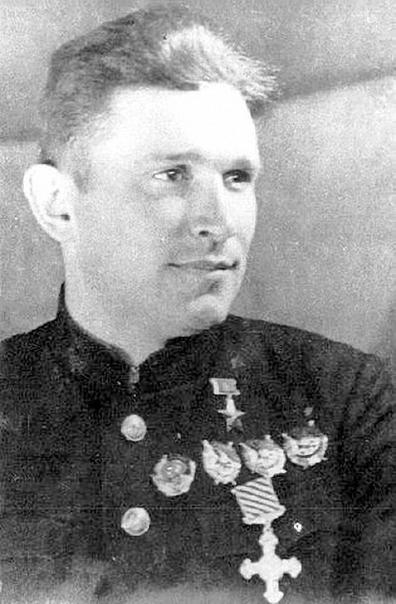 Дважды Герой Советского Союза Сафонов. Август 1942 г.