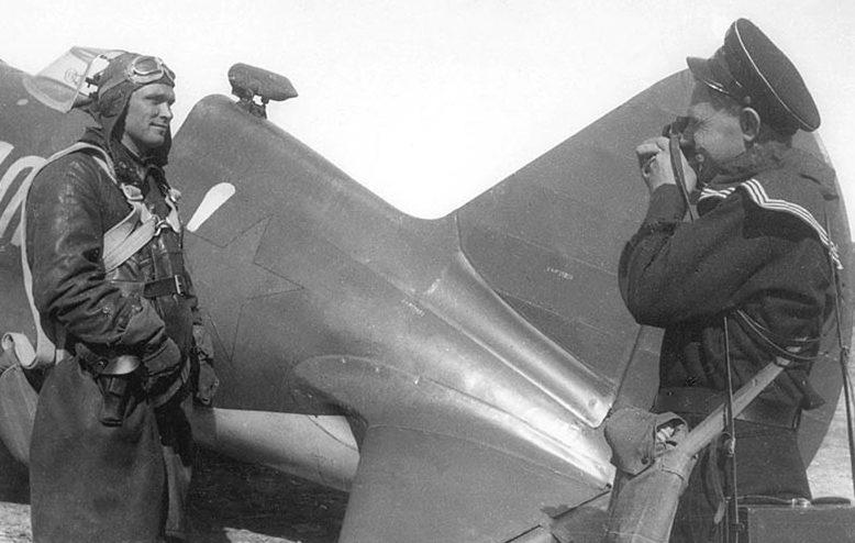 Сафонов. 1942 г.