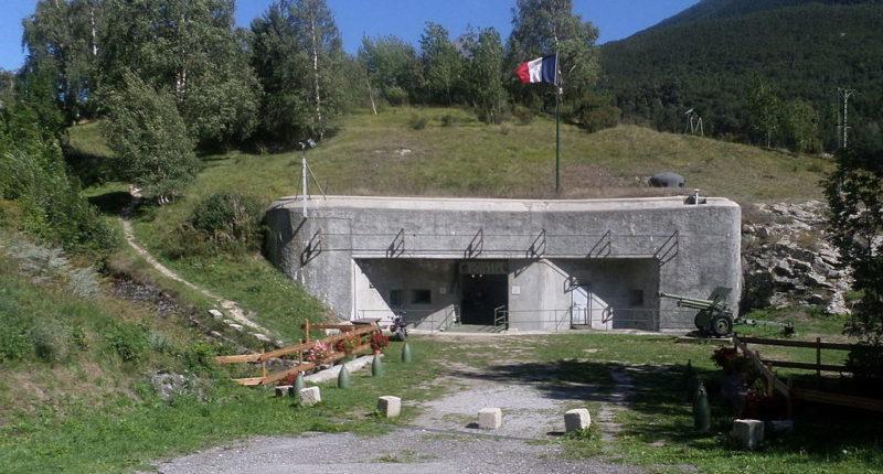 Входной блок форта.