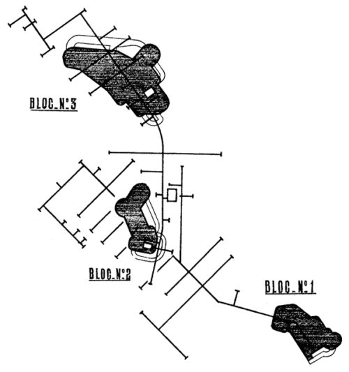 План форта.