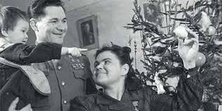 Сивков с семьей. 1956 г.