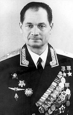 Генерал-майор Сивков. 1980 г.