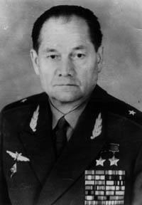 Генерал Сивков. 1995 г.