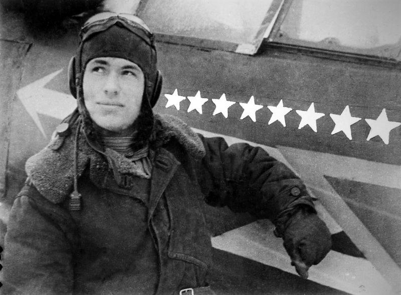 Лейтенант Скоморохов. 1944 г.