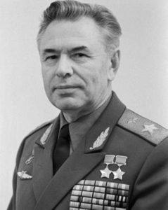Маршал Скоморохов. 1990 г.