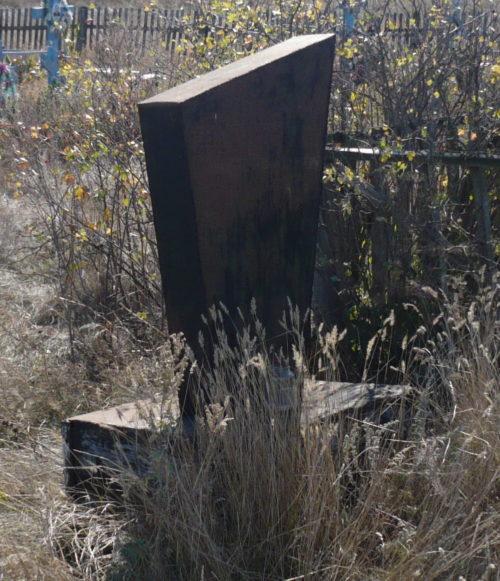 х. Степной Калачевского р-на. Братская могила советских воинов.