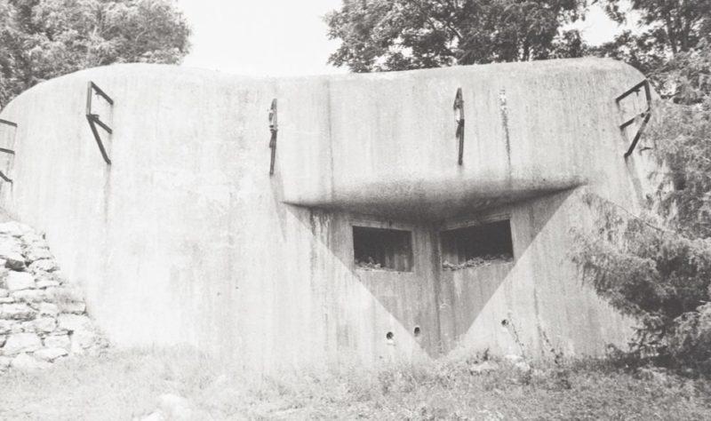Блок №5 в годы войны и сегодня.