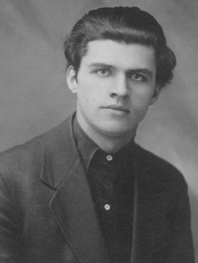 Степан Супрун. 1928 г.