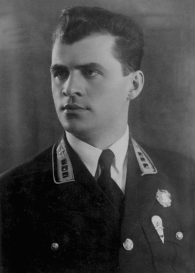 Старший лейтенант Супрун. 1936 г.