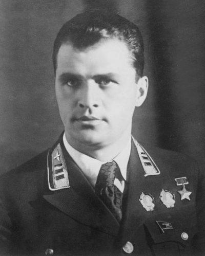 Подполковник Супрун. 1940 г.