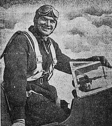 Дважды Герой Советского Союза Супрун. 1941 г.