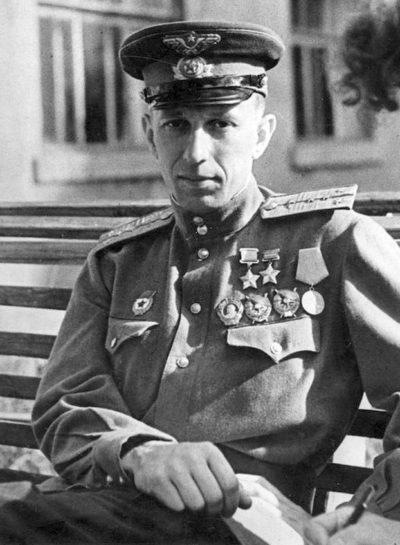 Капитан Таран. 1944 г.