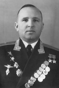 Генерал-майор авиации Таран. 1965 г.