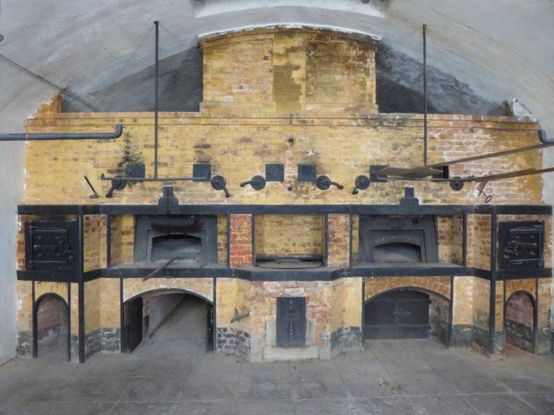 Пекарня форта.