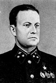 Генерал-майор авиации Хрюкин. 1940 г.
