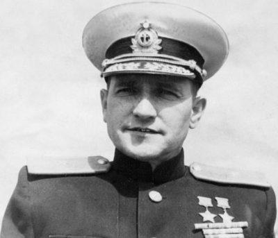 Полковник Челноков. 1944 г.