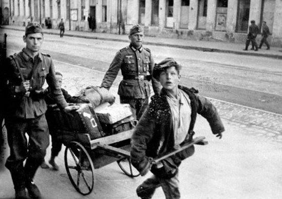 Оккупированный Орел. Май 1943 г.