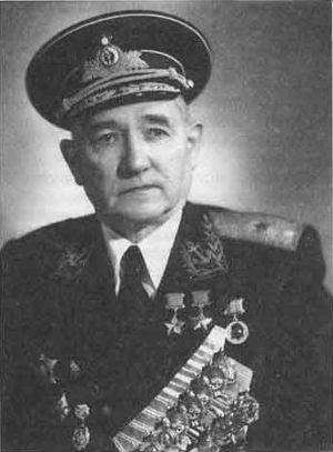 Генерал Челноков. 1970 г.