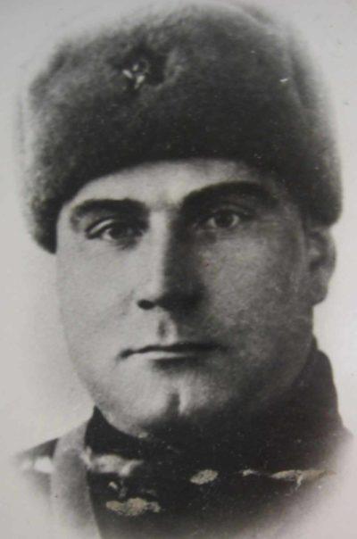 Лейтенант Иван Якубовский. 1935 г.