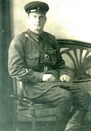 Якубовский. 1939 г.