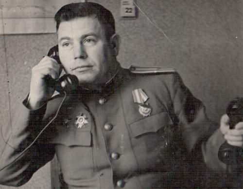 Полковник Якубовский.1943 г.