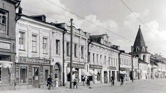 Город до оккупации. Июль 1941 г.