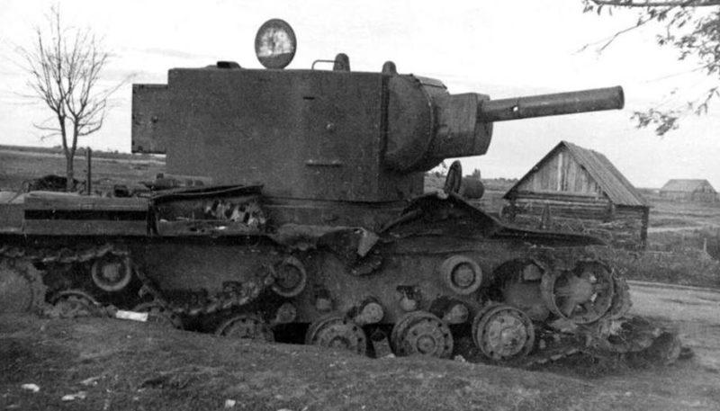 Поле боя за Остров. Июль 1941 г.