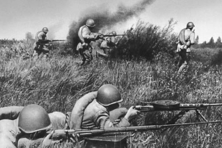 Защитники Ржева. Сентябрь 1941 г.