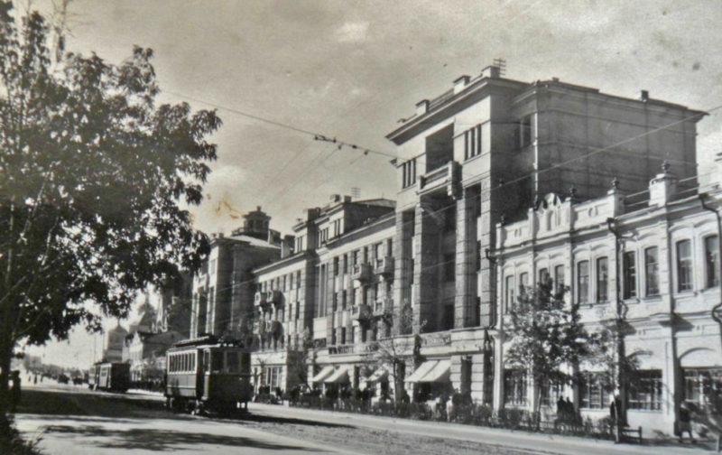 Довоенный Орел. 1939-1941 гг.