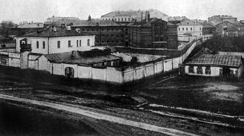 Орловский централ, где 11 сентября 1941 года расстреляли 157 политзаключенных. 1941 г.
