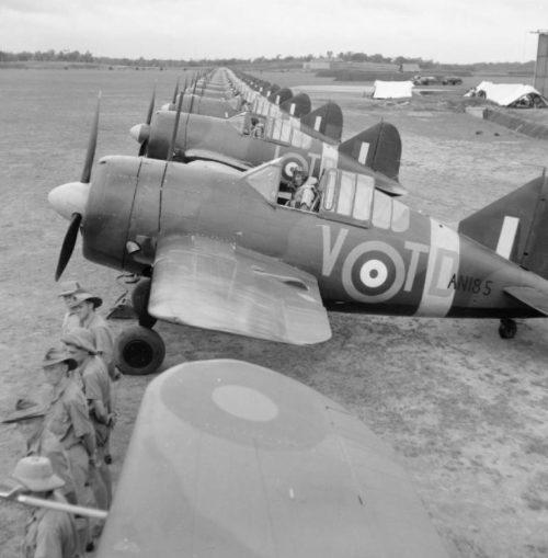 Австралийские ВВС в Малайзии. 1941 г.