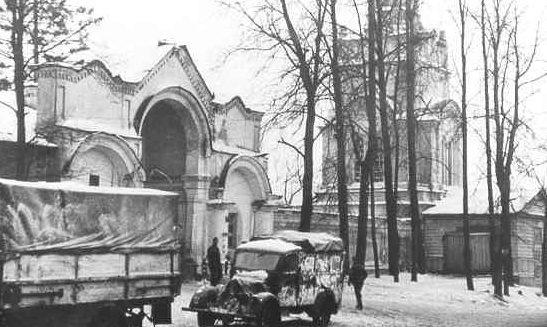 Рославльский пересыльный лагерь военнопленных Дулаг-130. Октябрь 1941 г.