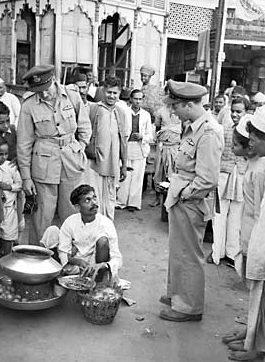Пилоты RAAF в Дели. 17 ноября 1944 г.