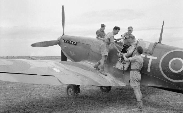 Австралийские ВВС в Италии. 1944 г.