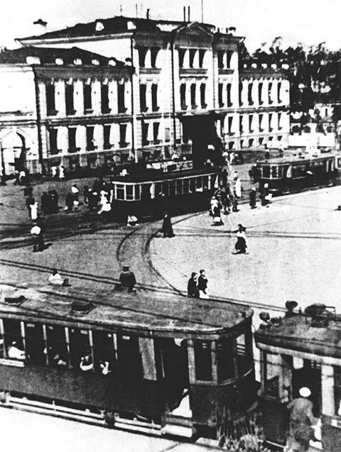 Витебск. 1940 г.