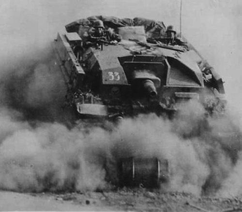 САУ StuG III Ausf.B в Гомеле. Август 1941 г.