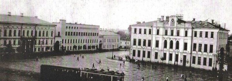 Советская площадь. 1940 г.