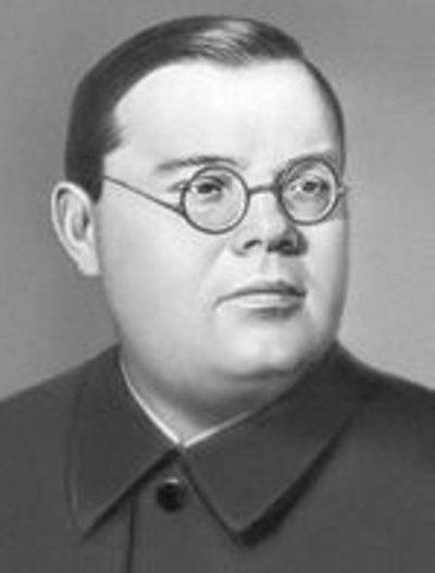 Начальник ГУПП РККА с 12.06.1942 по10.05.1945 - Щербаков А. С.