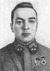 Начальник штаба Западного фронта В. Е. Климовских.