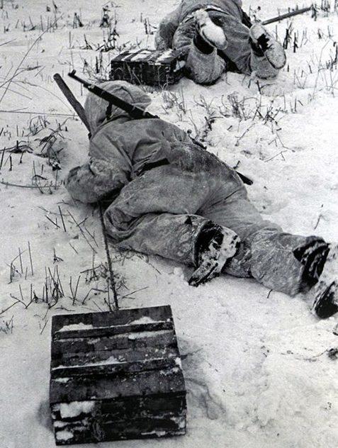 Калининский фронт. 1942 г.