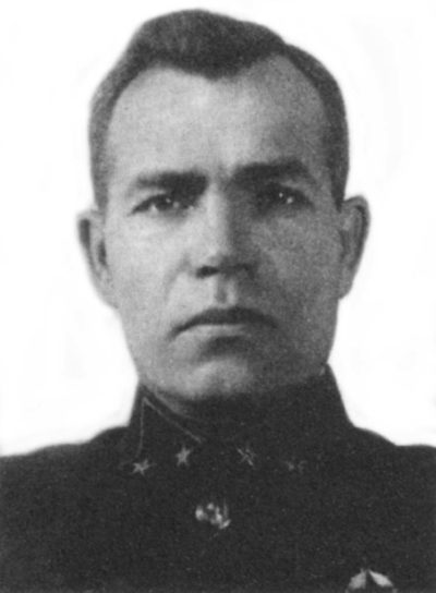Командующий 4-й армией генерал-майор А. А. Коробков.